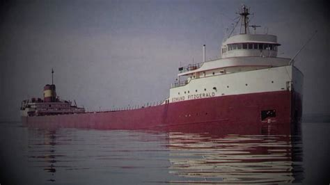 where did the edmund fitzgerald sank edmund fitzgerald