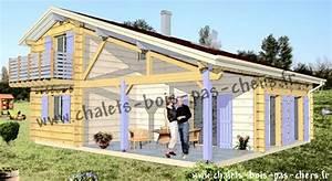 chalet bois habitable pas cher l39habis With creer une maison en 3d 2 chalet bois kit habitable lhabis