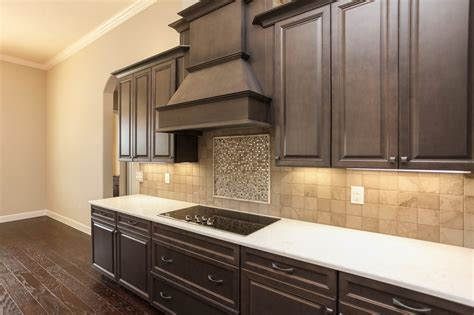 Bath And Kitchen Cabinets by New Kitchen Construction With Marsh Cabinets Stanisci