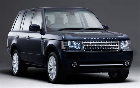 15 Range Rover Hd Desktop Wallpapers