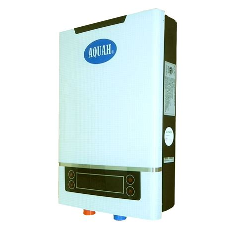 Brand New Aquah 18 Kw Electric Tankless Water Heater Whole