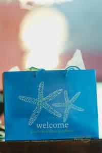 destination wedding welcome bags destination wedding ideas bahamas welcome bags