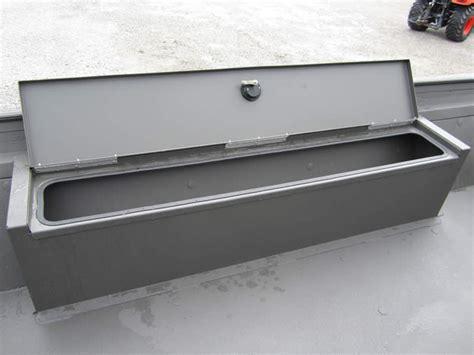Boat Storage Box by Trailer Storage Boat Trailer Storage Box