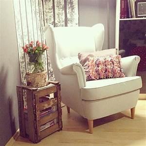 Ikea Lounge Sessel : 36 best ikea strandmon chair inspiration images on pinterest strandmon chair armchairs and ~ Markanthonyermac.com Haus und Dekorationen