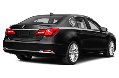 2016 acura rlx price photos reviews features