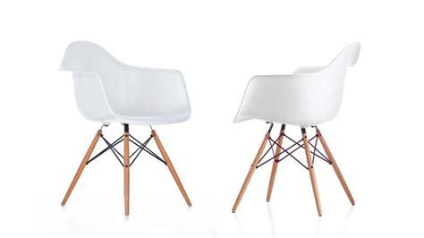 fauteuil vitra eames daw eames plastic armchair daw