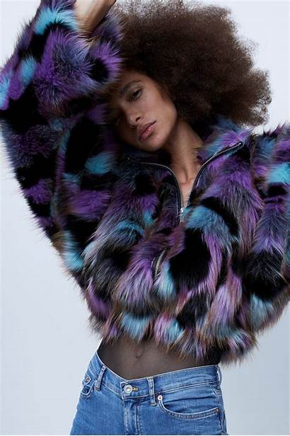 French Connection Fur Jacket Faux Coats Jackets