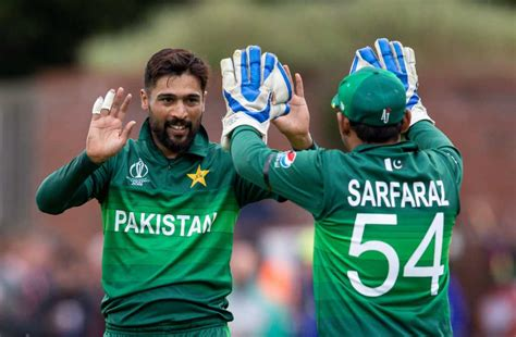 Watch Mohammad Amir Celebrates Jubilantly Post