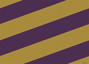 Hot Purple and Luxor Gold stripes and lines seamless ...