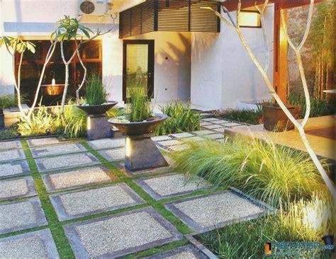 pin  john zain  home design desain taman minimalis