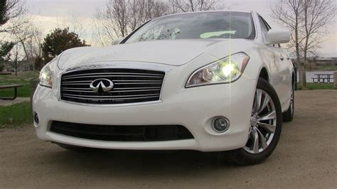 Review: 2013 Infiniti M35h - Fastest Hybrid of Them All ...
