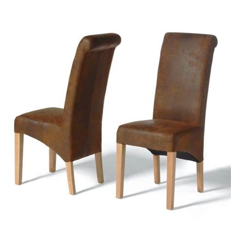 Cowhide Dining Chairs Uk - dining furniture leather dining chairs ruby rollback