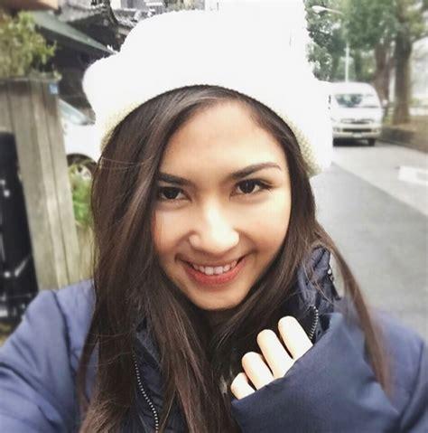 Foto Super Hot Jessica Mila Merahputih