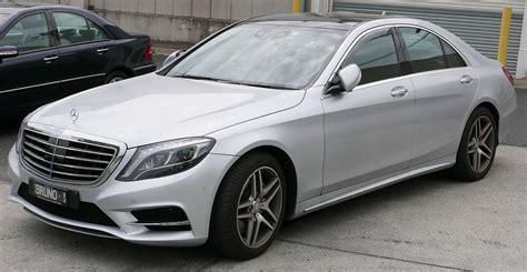 Marcedes Benz S Class : Mercedes-benz S-class (w222)