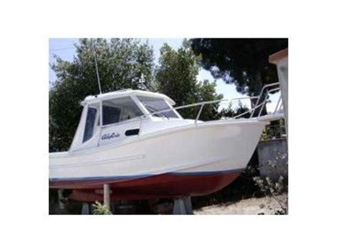 calafuria 6 cabin calafuria 6 cabin in toscana barche a motore usate 12270