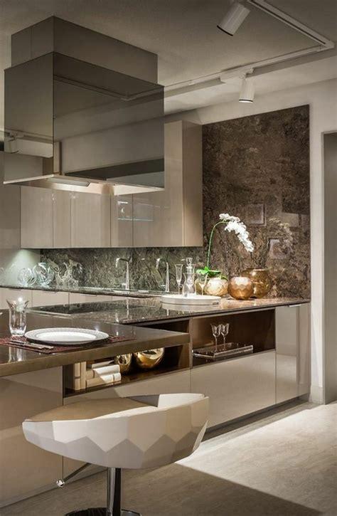 Cuisine Design De Luxe La Chaise De Cuisine Moderne En 62 Photos Inspirantes