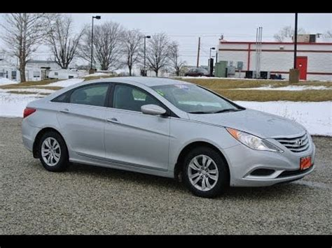 Hyundai Sonata Dealers by 2012 Hyundai Sonata Gls Radiant Silver Met For Sale