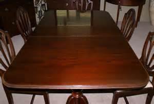 Duncan Phyfe China Cabinet Mahogany by Dining Table Double Pedestal Dining Table Duncan Phyfe