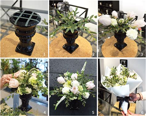 step by step flower arranging for beginners flower arrangement for beginners