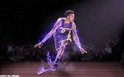 Curry Stephen Nba Young Fire Wallpapers Nick