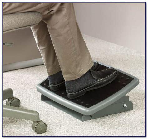 Foot Rest Under Desk Benefits   Desk : Home Design Ideas #