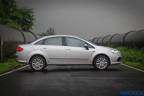 Fiat Linea 125s Review  Primmer And Punchier Motoroids