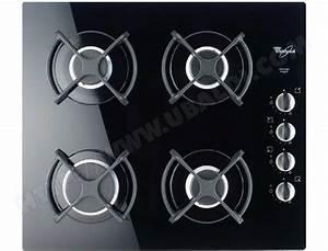 Plaque A Gaz Pas Cher : whirlpool akm407nb plaque gaz pas cher ~ Voncanada.com Idées de Décoration