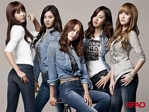 Spao Loves SNSD | SNSD Korean  Snsd