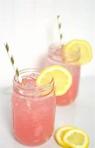 Easy Adult Pink Lemonade Recipe - Pretty My Party
