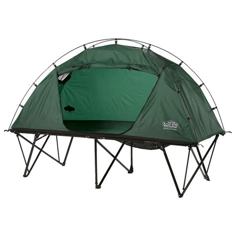 elevated beds walmart k rite collapsible combo tent cot 196595 cots at