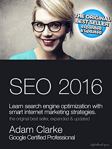 search engine optimisation strategies top 20 must read seo books in 2016