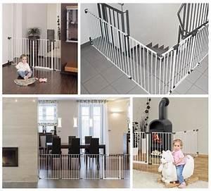 Barriere De Securite Escalier : barri re s curit b b escalier colima on angle grande ~ Melissatoandfro.com Idées de Décoration