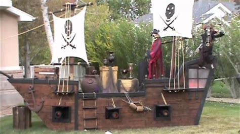 halloween  pirate ship youtube