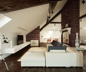 Eclectic Bachelor Retreat by Industrial Loft With Organic Traits Visualized