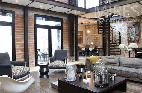 Du Verre Dans Ce Loft Spacieux Et Design