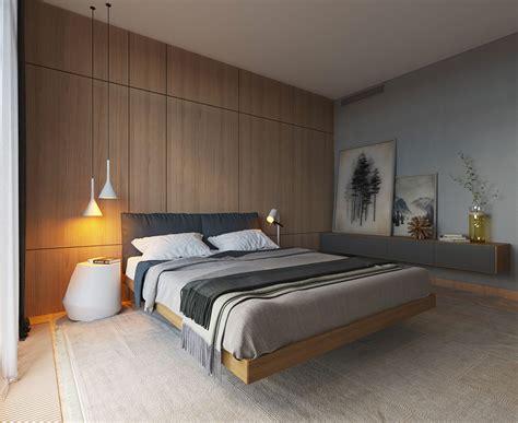 camere da letto minimal  idee  arredamento essenziale