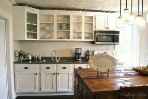 How To Make Shaker Style Cabinet Doors by Budget Cabinet Makeover Sand And Sisal