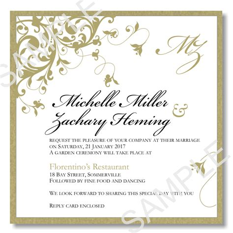 how to make wedding invitations wedding invitations templates theruntime