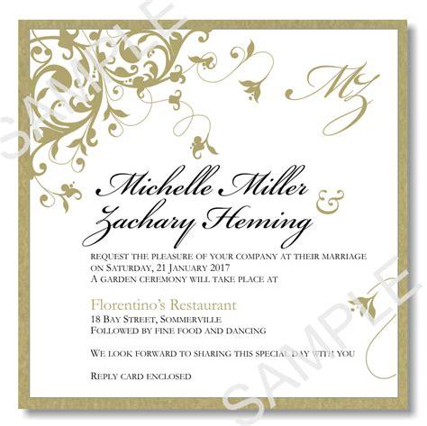 wedding invitations template word sunshinebizsolutionscom