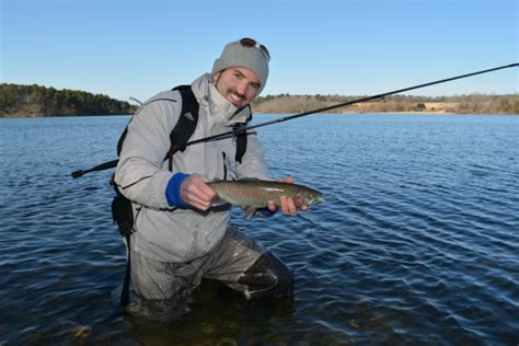 Cape Cod Trout Fishing Report
