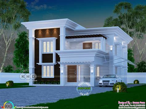 bedroom  sq ft arabian style home design kerala