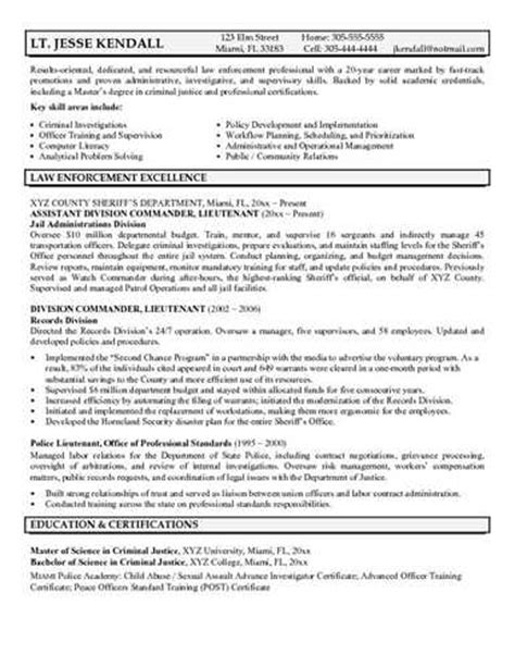 following are the parameters for an effective resume