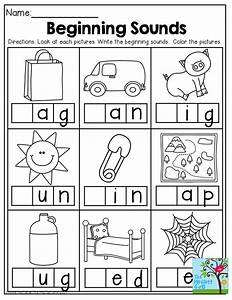 beginning sounds and so many other great printables for With letter sounds for toddlers