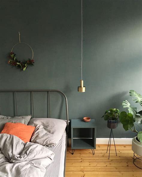 Wandfarbe Grün Blau by Wandfarbe Gr 252 N Die Besten Ideen Und Tipps Zum Streichen