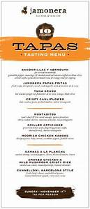 1000 ideas about tapas menu on pinterest tapas retter With tapas menu template
