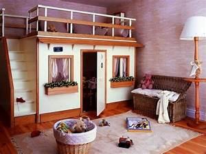 Lit Maison Fille : besoin d 39 un lit original on a trouv ce qu 39 il vous faut actualit s seloger ~ Teatrodelosmanantiales.com Idées de Décoration