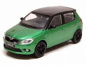 Skoda Fabia Rs Occasion : skoda fabia ii rs 2010 abrex 1 43 autos miniatures tacot ~ Gottalentnigeria.com Avis de Voitures