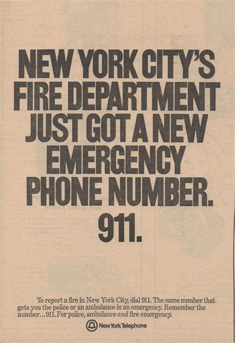 fdny phone number nypd phone number before 911 ephemeral new york