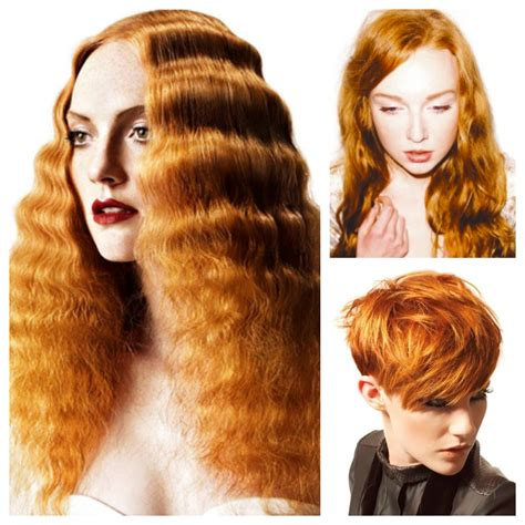 Golden Hair by Stylenoted Creating Gleaming Gold Hair Color With An