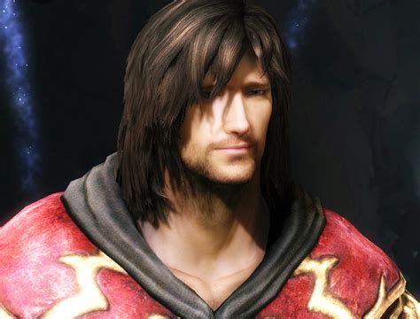Castlevania Lords Of The Shadow Gabriel Belmont By